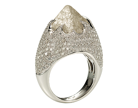 Iceberg Cocktail Ring - IRW3000PDW8