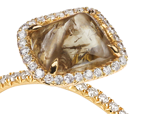 Covet Ring - ORW1054PDY8 3.65X6.5